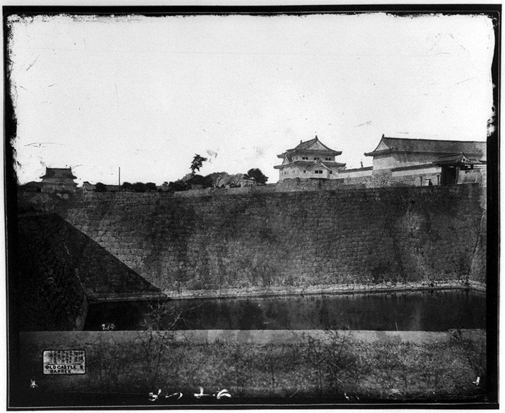 作品画像:旧城鎮台(大阪城)