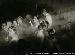 作品画像:山の湯槽