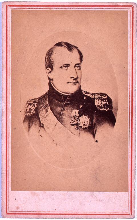 作品画像:肖像 ナポレオン