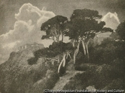 作品画像:イタリアの風景