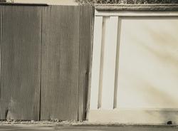 作品画像:塀