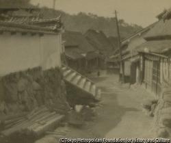 作品画像:南大和の村