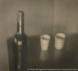 作品画像:茶碗のある静物