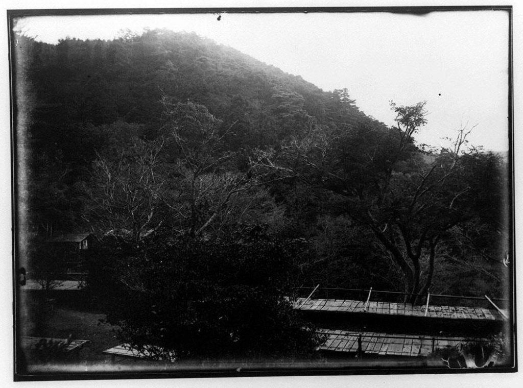 作品画像:山中風景