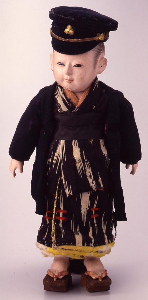 作品画像:鴻巣人形