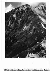 作品画像:針ノ木峠の小屋