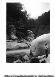 作品画像:東谷落口付近