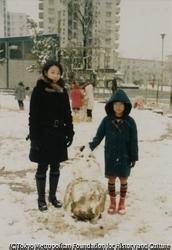作品画像:1980 and 2009, Nagayama, Japan