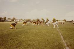作品画像:フットボール、オハイオ州ケタリング