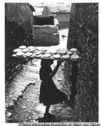 作品画像:村のパン