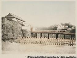 作品画像:2. 内堀の二重橋 東京