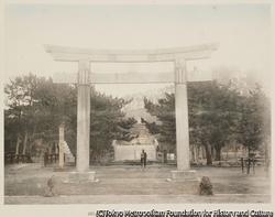 作品画像:20. 八幡宮 鎌倉