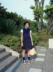 作品画像:少女1 湘南国際村、神奈川