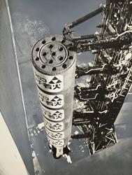 作品画像:ロケット・エネルギーの革命「練炭」