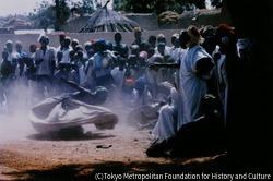 作品画像:1970年1月、ビアフラの指導者オジュク将軍が亡命してビアフラが崩壊、ナイジェリア内戦が終わった