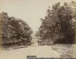 作品画像:東京・寛永寺・黒門