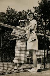 作品画像:テニス