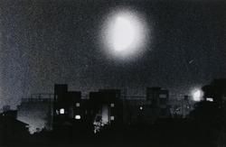 作品画像:眞夜中の月の入り