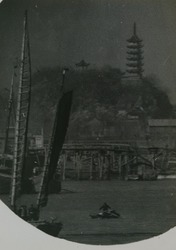 作品画像:(朝日藤波式望遠・中国)