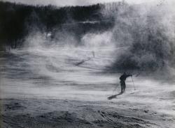 作品画像:雪煙