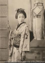 作品画像:日本の踊り子