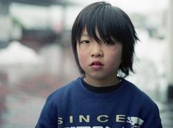 作品画像:少年1 京王多摩センター、東京
