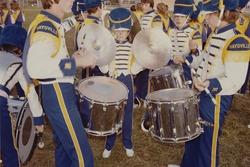 作品画像:マーチング・バンド、オハイオ州ケタリング