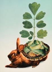 作品画像:蛇の健康を祝す