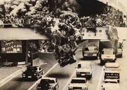 作品画像:屎尿汲取車爆発事故