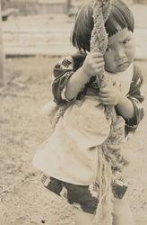 作品画像:託児所の子供達 (3)