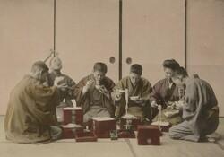 作品画像:日本の新年