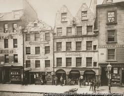 作品画像:古い建築物、ハイ・ストリート