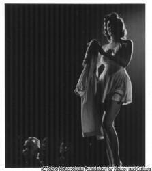 作品画像:ニューヨークのファッションショー
