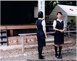 作品画像:終戦記念日・靖国神社