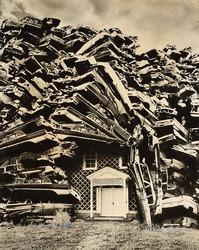 作品画像:念願の城塞マイホーム