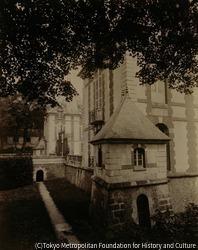 作品画像:ボワシー・サン・レジェのグロボワ城