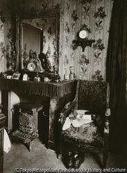 作品画像:労働者の部屋、ロマンヴィル通り