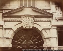 作品画像:ルーアン、館、ゴンテリ通り74番地