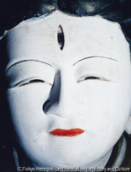 作品画像:お沢仏 梵天帝釈両部大日大霊権現像 大日坊