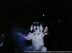 作品画像:松例祭 火の打替