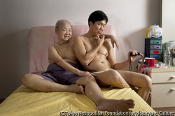 作品画像:父と息子