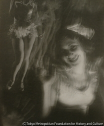 作品画像:踊り子
