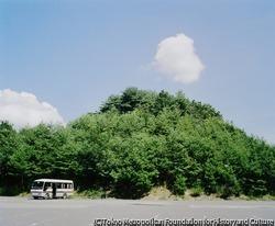 作品画像:雲、福島