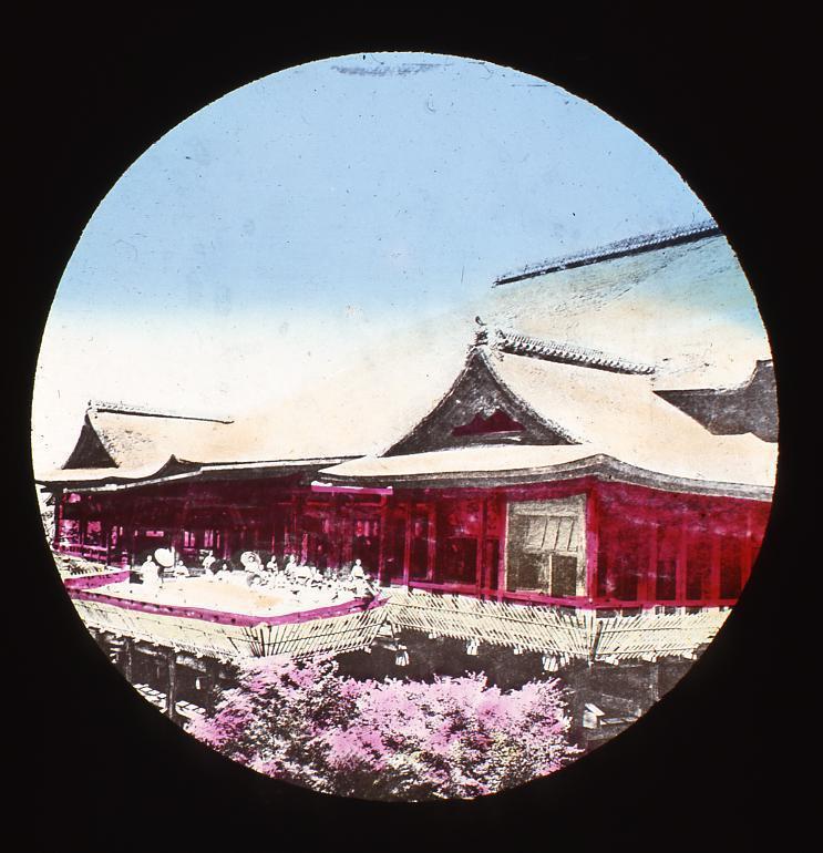 作品画像:京の清水