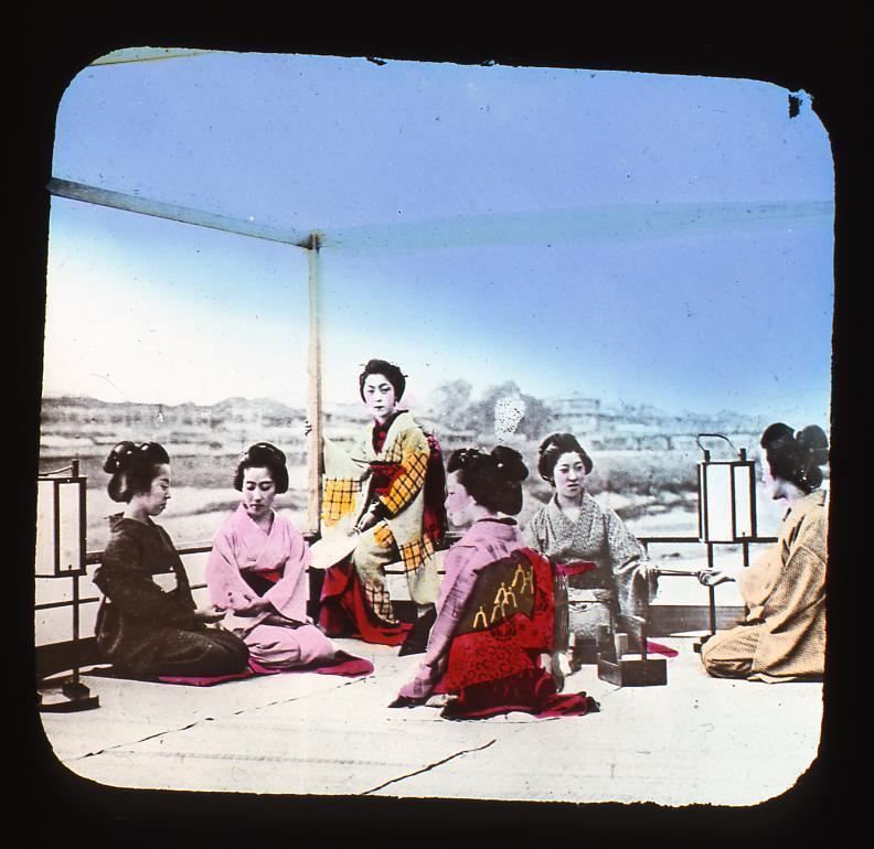 作品画像:京都 四条 涼