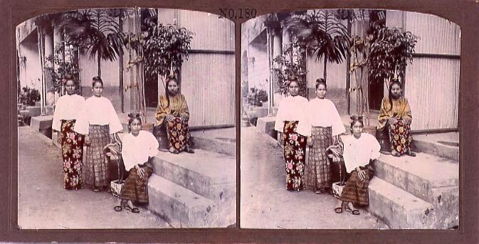 作品画像:麺馬国の女性たち(No.180)