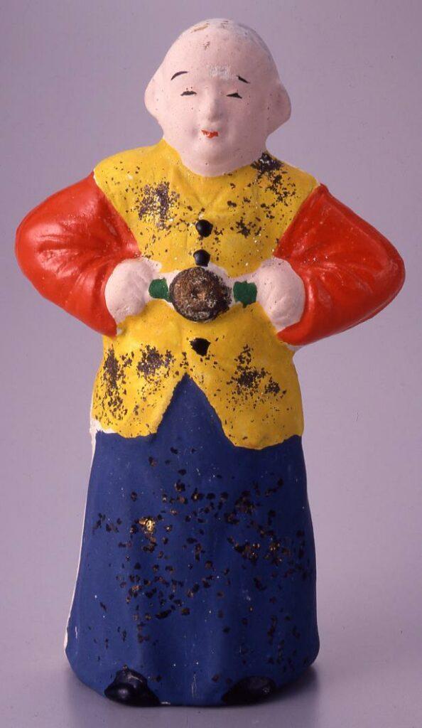 作品画像:今戸人形 ブンブン