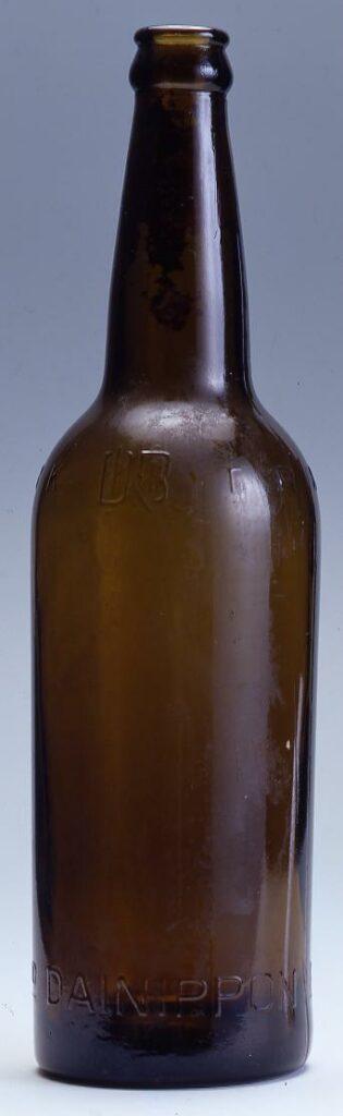 作品画像:大日本ビール 瓶
