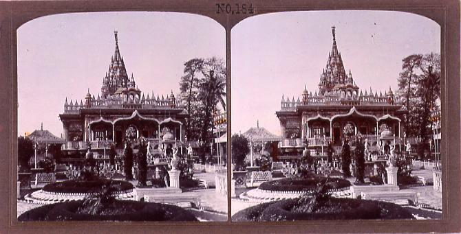 作品画像:ジェイン寺院(一)(No.184)