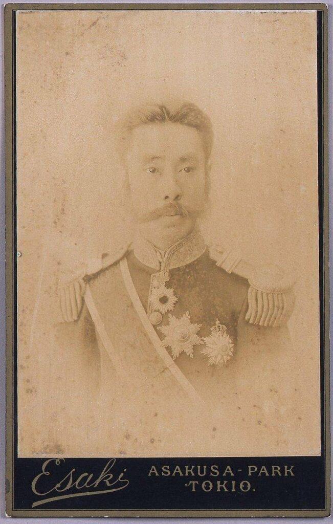 作品画像:戸田氏共伯爵 壮年時代